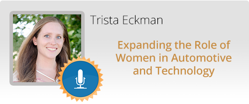 Trista Eckman podcast