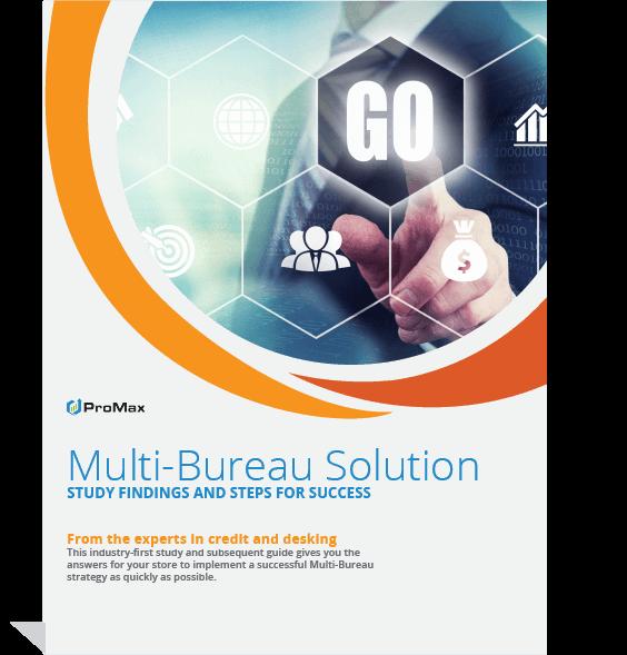 Multi-Bureau Solution ebook