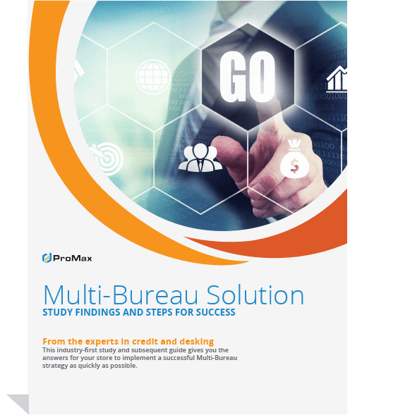 Multi-Bureau Solution ebook